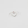 Heart Ring Birthstone