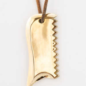 Surfboard Comb Necklace