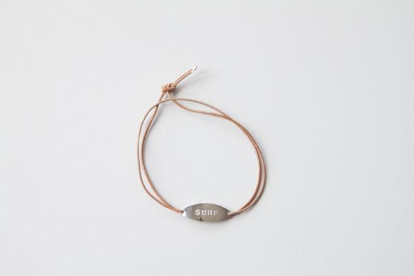 Surf Tag Bracelet