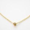 till death do us part necklace - White Gold